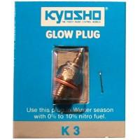 KYOSHO - K3 GLOW PLUG 74492