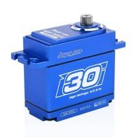POWER HD - SERVO WH30KG WATERPROOF, FULL ALU CASE, DIGITAL HV (30 KG/0.11 SEC) HD-WH-30KG