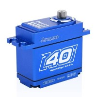 POWER HD - SERVO WH40KG WATERPROOF, FULL ALU CASE, DIGITAL HV (40 KG/0.17 SEC) HD-WH-40KG