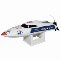 JOYSWAY - BATEAU DE COURSE MAGIC VEE V5 2.4G RTR JY8106V5
