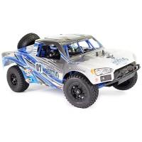 FTX - TORRO 1/10 TROPHY TRUCK EP BRUSHED 4WD RTR - BLEU FTX5556B