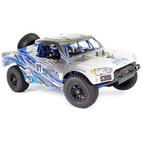 FTX - ZORRO 1/10 TROPHY TRUCK EP BRUSHED 4WD RTR - BLUE FTX5556B