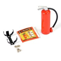 FASTRAX - FIRE EXTINGUISHER & ALLOY MOUNT FAST2325R