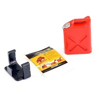 FASTRAX - PAINTED FUEL JERRY CAN & MOUNT FAST2326R