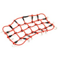 FASTRAX - LUGGAGE NET W/HOOKS L190MM X W110MM (UNSTRETCHED) FAST2310R