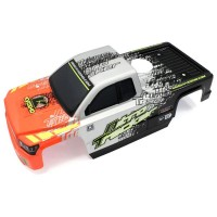 KYOSHO - PRE-PAINTED BODY SHELL NITRO TRACKER NTB001