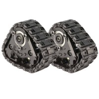 KYOSHO - BELT CRAWLER UNIT CATAPPI MINI-Z 4X4 MX01 (2) MXW009