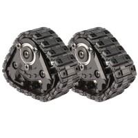 KYOSHO - CHENILLES BELT CRAWLER UNIT CATAPPI MINI-Z 4X4 MX01 (2) MXW009