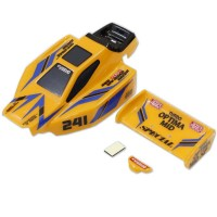 KYOSHO - PRE-PAINTED MINI-Z BUGGY TURBO OPTIMA MID SP BODY SET - YELLOW MBB09Y