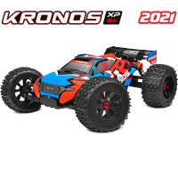 TEAM CORALLY - MONSTER TRUCK KRONOS XP 6S 1/8 BRUSHLESS RTR 2021 C-00172