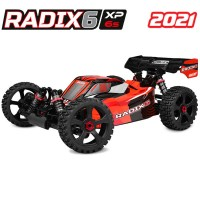 TEAM CORALLY - BUGGY RADIX XP 2021 6S 1/8 SWB BRUSHLESS RTR C-00185