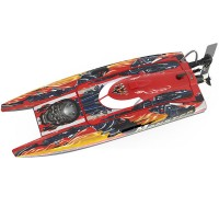 JOYSWAY - MONSTER CATAMARAN BRUSHLESS RACING BOAT RTR JY8654