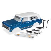 TRAXXAS - TRX-4 1972 BLAZER BLUE BODY KIT 9111X