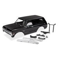 Traxxas Carrosserie Chevrolet Blazer 1969 Noir TRX-4 9112X