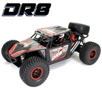 FTX - DR8 1/8 DESERT RACER 6S READY-TO-RUN - ROUGE FTX5495R