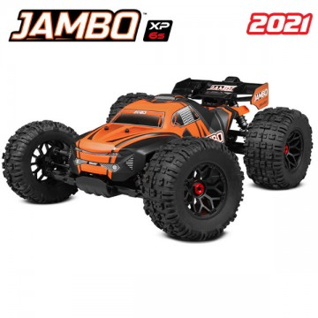 CORALLY - JAMBO XP 6S MONSTER TRUCK 1/8 LWB BRUSHLESS RTR C-00166