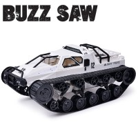 FTX - BUZZSAW 1/12 ALL TERRAIN TRACKED VEHICLE - WHITE FTX0600W