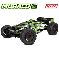 TEAM CORALLY - MURACO XP 6S MONSTER TRUCK 1/8 LWB BRUSHLESS RTR C-00176