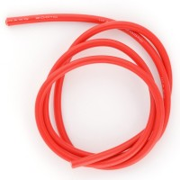 BEEZ2B - 10AWG (5,27MM²) SILICONE WIRE RED - 1M BEEC3010R