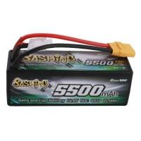GENS ACE - BATTERY LIPO 4S 14.8V-5500-50C(XT90) GE3-5500-4X9