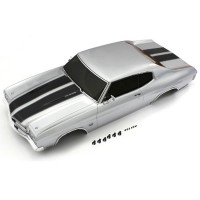KYOSHO - CARROSSERIE FAZER 1:10 FZ02L CHEVY CHEVELLE R SS454LS6 - SILVER FAB702S