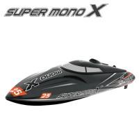 JOYSWAY - SUPER MONO X 2.4G RTR BRUSHLESS RACING BOAT 420MM V2 JY8209V2