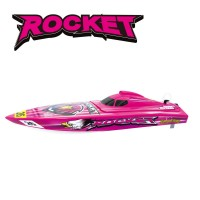 JOYSWAY - ROCKET V2 2.4G RTR RACING BOAT W/11.1V V2.0 JY8651V2