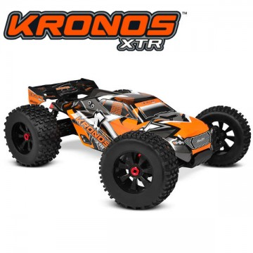 TEAM CORALLY - KRONOS XP 6S MONSTER TRUCK 1/8 LWB ROLLER CHASSIS C-00173