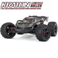 ARRMA - MONSTER TRUCK 1/5 KRATON 4WD EXTREME BASH ROLLER, NOIR ARA5208