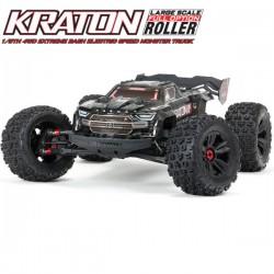 ARRMA - 1/5 KRATON 4WD EXTREME BASH ROLLER, BLACK ARA5208