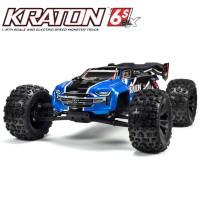 ARRMA - TRUGGY KRATON 6S V5 4WD BLX RTR BLUE ARA8608V5T2