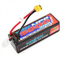 VOLTZ - 5000MAH HARD CASE 11.1V 50C LIPO STICK PACK XT90 VZ0343XT90