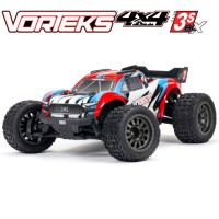 ARRMA - STADIUM TRUCK VORTEKS 4X4 3S BLX 1/10TH (ROUGE) ARA4305V3T1