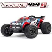ARRMA - VORTEKS 4X4 3S BLX 1/10TH STADIUM TRUCK (RED) ARA4305V3T1