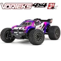 ARRMA - VORTEKS 4X4 3S BLX 1/10TH STADIUM TRUCK (PURPLE) ARA4305V3T2