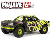 ARRMA - MOJAVE 6S 4WD BLX 1/7 DESERT TRUCK RTR GEEN/BLACK ARA7604V2T1