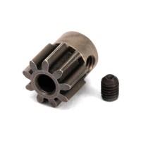 TRAXXAS - GEAR 9-T PINION (32-P) (STEEL) / SET SCREW 6745