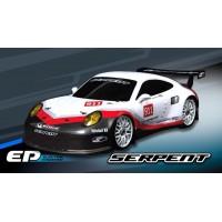 SERPENT 811 GT LWB BRUSHLESS 1/8 RACE ROLLER AVEC CARRO GT