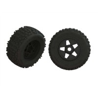 dBoots Backflip pneus collés (1 pair)