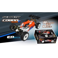SERPENT SRX8-E BUGGY RTR 1/8 4WD EP