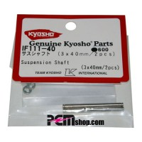 KYOSHO AXES 3X40MM. INFERNO (2) SUPERIEUR AVANT