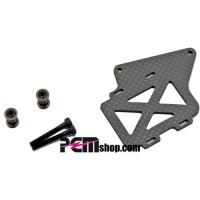 KYOSHO PLATINE SUPPORT ACCU RECEPTION MP9 TKI WC