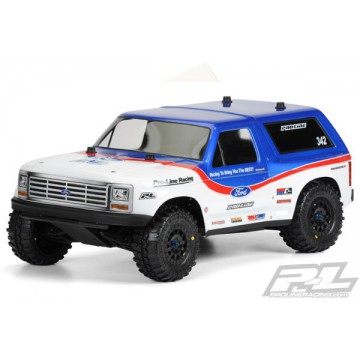 PROLINE 1981 FORD BRONCO CARROSSERIE SHORT COURSE