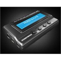 HOBBYWING - BOITIER DE PROGRAMMATION LCD MULTIFONCTION HW30502000014