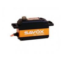 SAVOX 1252MG LOW PROFIL 7.0KG 0.07S SUR 6V