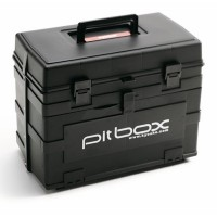 KYOSHO BLACK PIT BOX (1776BK)