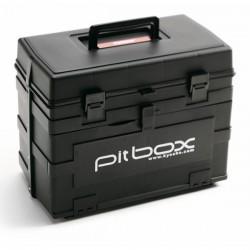 KYOSHO - BLACK PIT BOX (1776BK) 80461