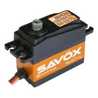 SAVOX - SERVO BRUSHLESS DIGITAL  20kg / 0,06sec. 7.4V 2271SG