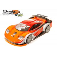 SERPENT - COBRA 811 GT RALLY GAME BRUSHLESS 1/8 RTR SER600045