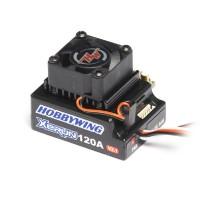 HOBBYWING - XERUN 120A - SD V2.1 BLACK